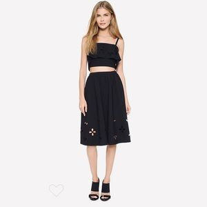 Elizabeth and James Skirts - Elizabeth And James Circle Skirt Laser Cuts 2